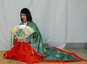鎧やむかしの着物の着用体験@千葉市立郷土博物館<9/15(土)>