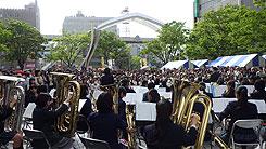 第13回中央公園ブラバンフェスティバル@千葉市中央公園<4/22(日)>