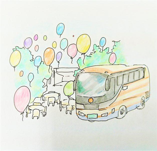 外環道×ちばたまライナー記念イベント@千葉市中央公園