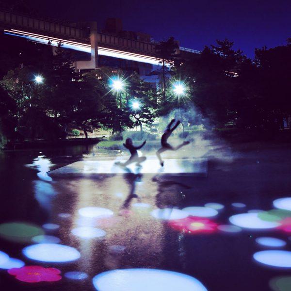 大賀ハスまつり2018夜~YohaS(夜ハス)vol.0~@千葉公園