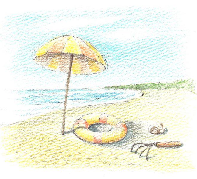 稲毛の夏休み~海辺の記憶を伝える~@千葉市民ギャラリー・いなげ<7/3(火)~16(月・祝)>