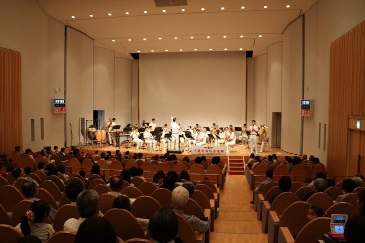 千葉市消防音楽隊「夏休みファミリーコンサート」@生涯学習センター<8/29(水)>