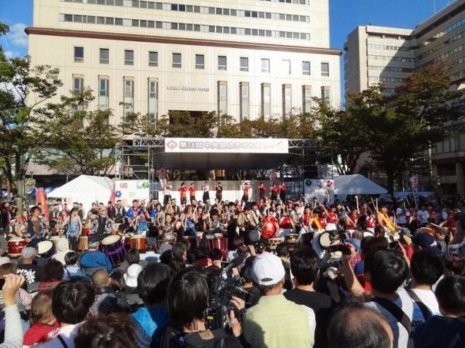 第26回中央区ふるさとまつり@千葉中央公園<10/21(日)>