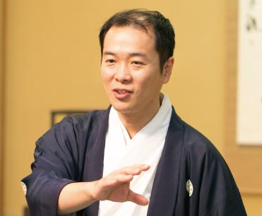 妙見本宮千葉神社 禰宜 山本 陽徳さん
