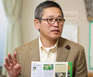 千葉ポートタワー 館長 斉藤 久芳さん