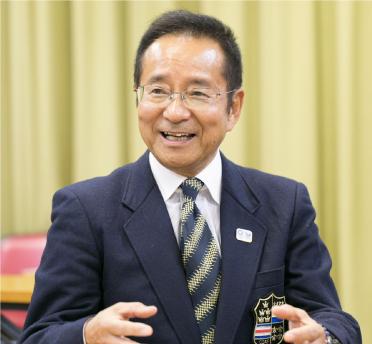 千葉県セーリング連盟 副会長 斉藤 威さん
