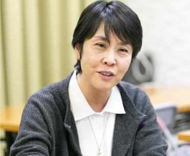 NPO法人Drops 主宰 西田 直海さん