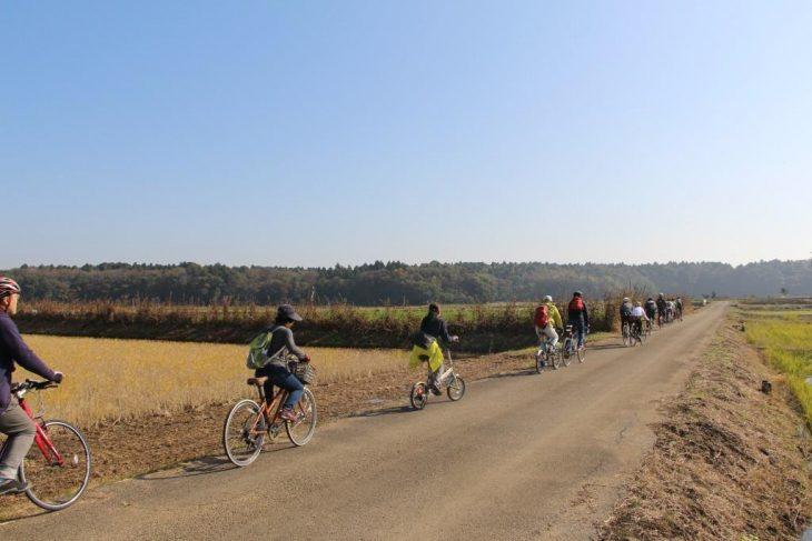 【参加者募集】第1回千葉市里山(昭和の森)サイクリング