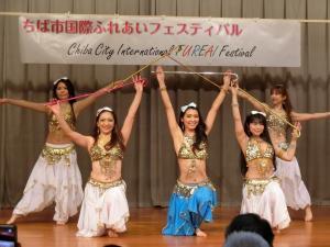 ちば市国際ふれあいフェスティバル2019@千葉市民会館<2/3(日)>