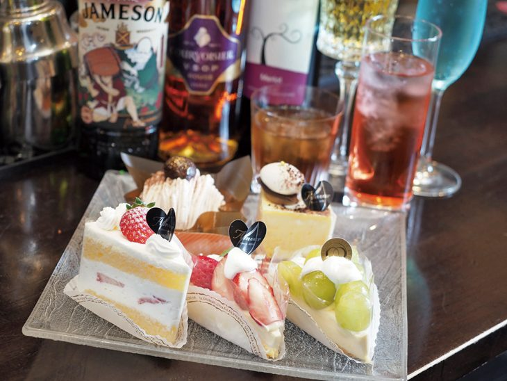 Sweets & Bar Amour 千葉店