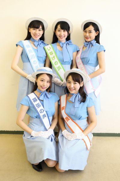 令和元年「千葉シティ5BEACH観光PR大使」5名募集開始!   千葉 ...