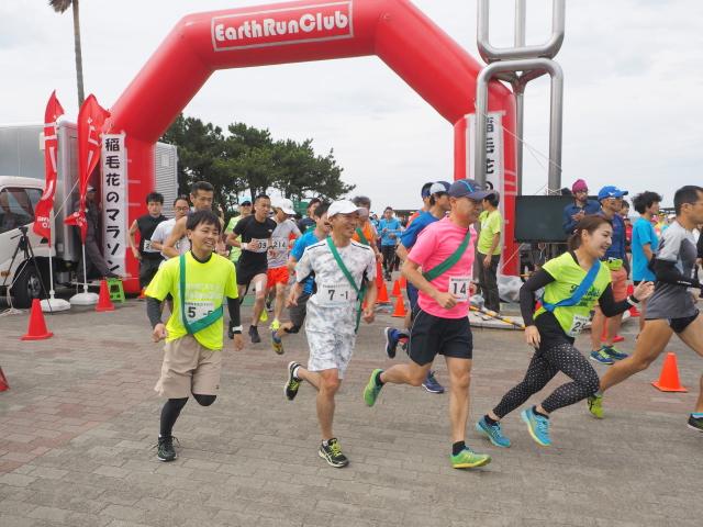 第7回稲毛花のマラソン@稲毛海浜公園<5/12(日)>