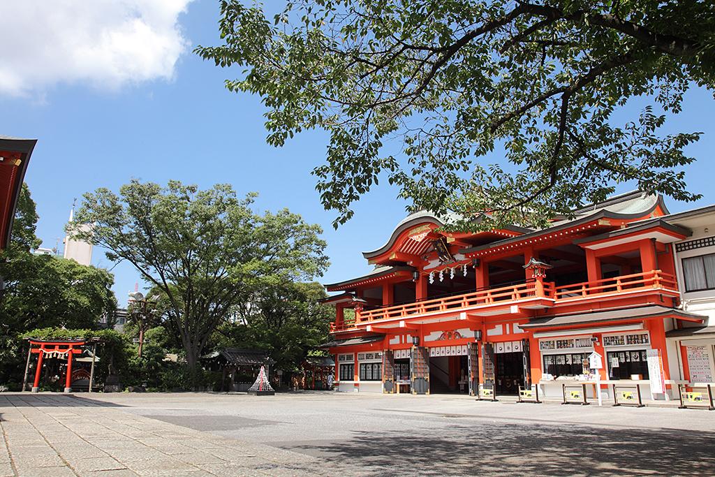 千葉神社   千葉市観光協会公式サイト/千葉市観光ガイド
