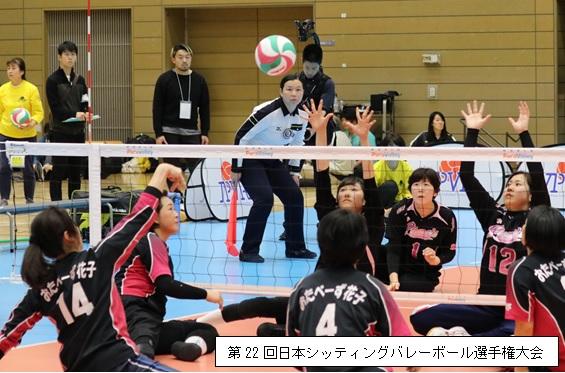 シッティングバレーボールチャレンジマッチ2019<5/23(木)~26(日)>@千葉ポートアリーナ
