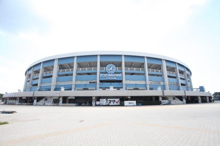 プロ野球千葉ロッテ vs 楽天@ZOZOマリンスタジアム<8/20(火)・21(水)>