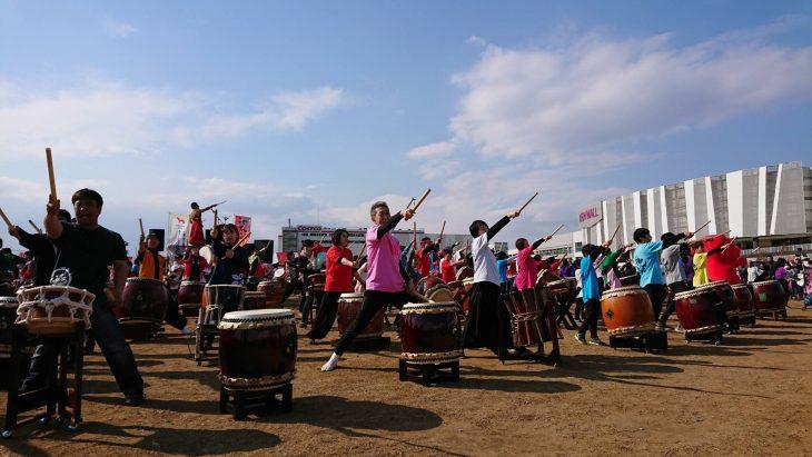 【メンバー募集】ヨーソロー1000人プロジェクト~和太鼓/篠笛/舞踊、参加のお誘い