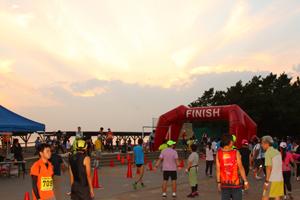 第8回稲毛夕焼けマラソン@稲毛海浜公園<9/22(日)>