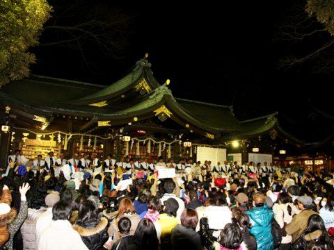 検見川神社 節分祭@検見川神社<2/3(月)>