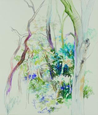 堀 由樹子「空と森と、」@千葉市民ギャラリー・いなげ<2/6(木曜)~23(日曜・祝)>