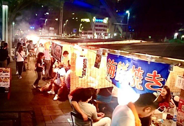 幕張新都心「屋台横丁」@JR海浜幕張駅南口駅前広場<1/21(火)~25(土)>