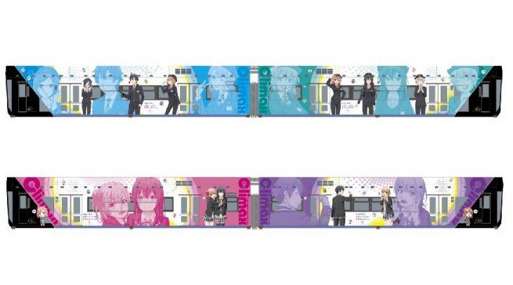「千葉モノレール」×「俺ガイル」コラボを実施します。