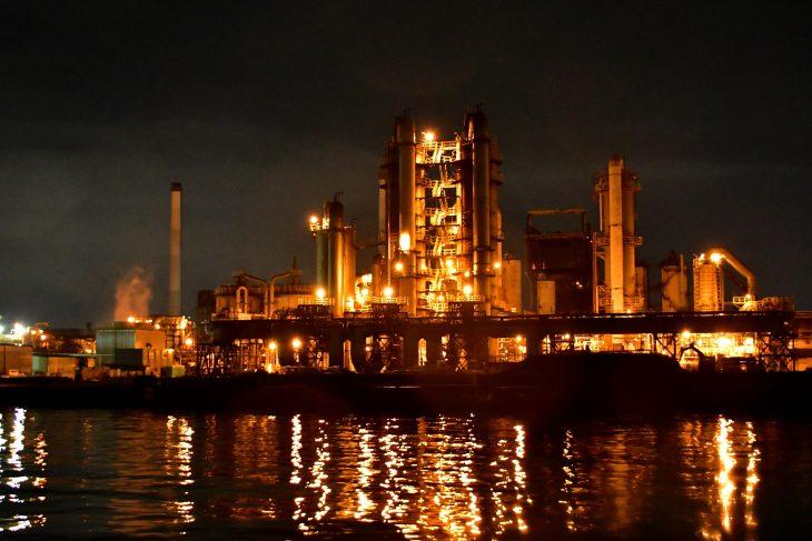 【中止】千葉市・市原市工場夜景観光モニターツアーを開催します!<2021/2/20(土曜)・23(火曜祝)>