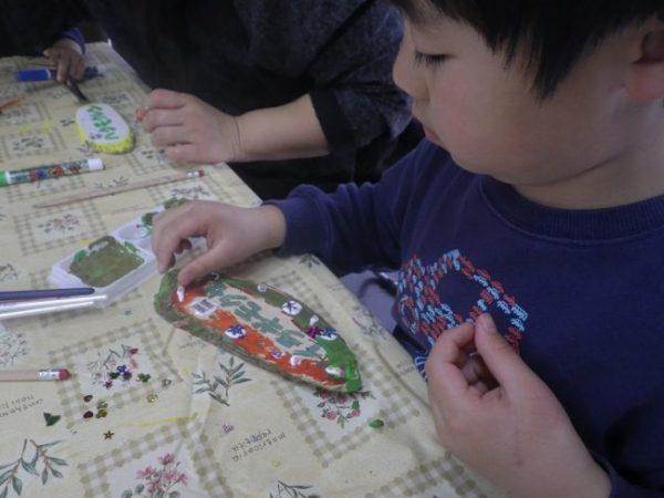 <木の名札>樹名板作り@県立幕張海浜公園<3/21(日曜)>