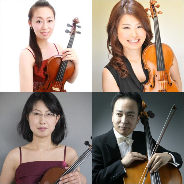 千葉交響楽団メンバーによる 弦楽四重奏の演奏@そごう千葉店<5/1(土曜)>