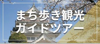 まち歩き観光ガイドツアー