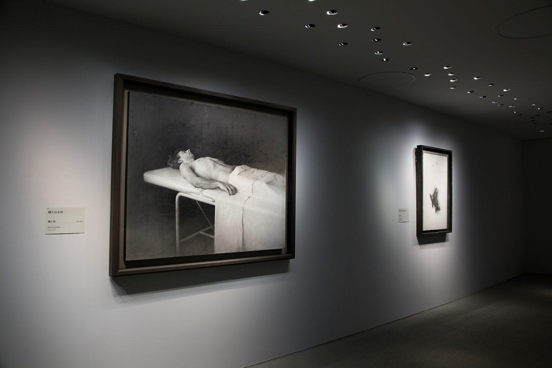 ホキ美術館の作品の写真
